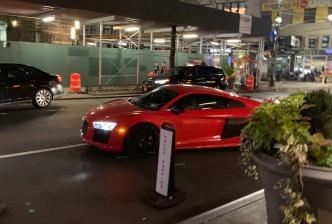 Hello Audi R8