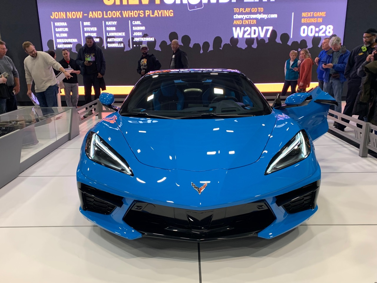 2020 Washington Auto Show – Blue Muscle and Jeep Offerings