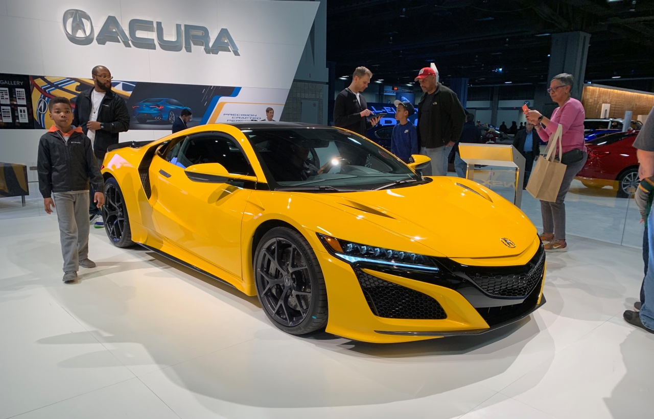 2020 Washington Auto Show Pt. 3